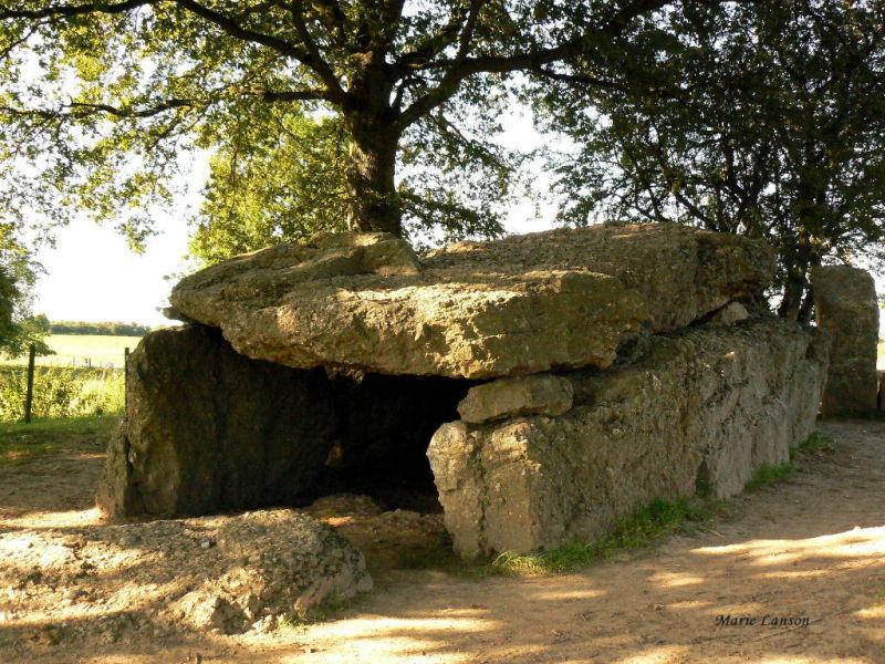 dolmen Wéris