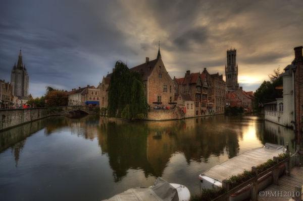 Bruges Afternoon