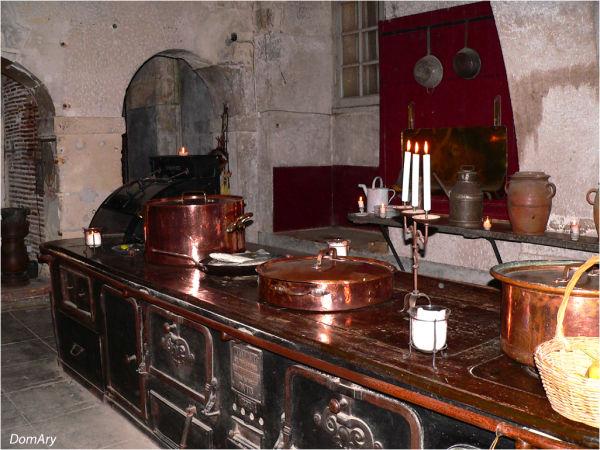 La cuisine de Talleyrand...