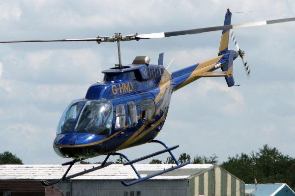 Bell 206L LongRanger G-HNLY