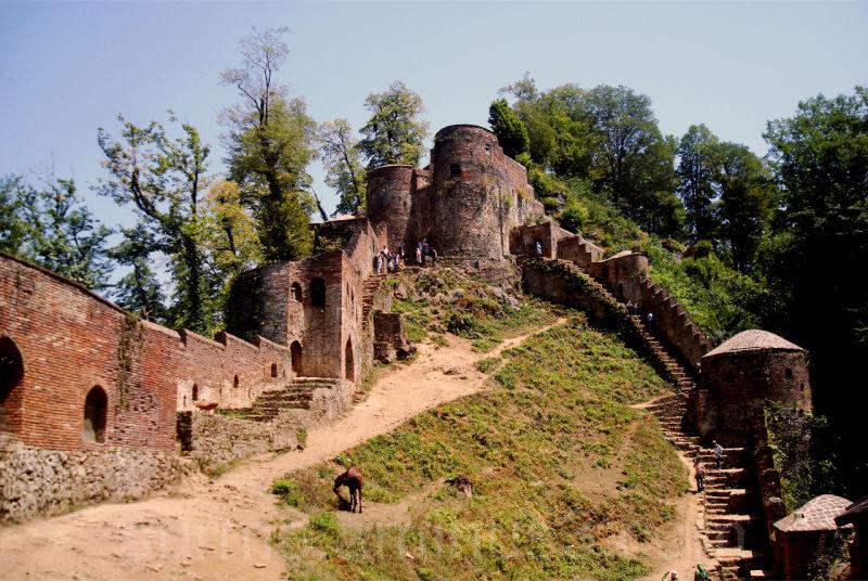 Rudkhan castle