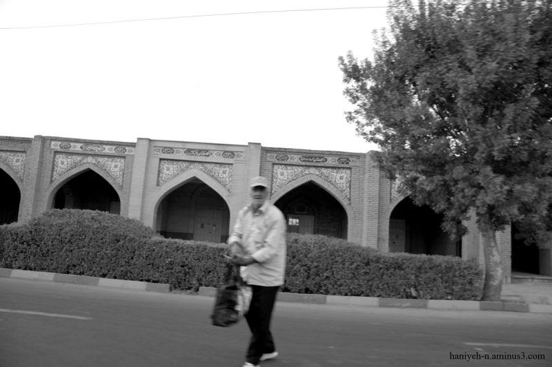 Tehran's main cemetery