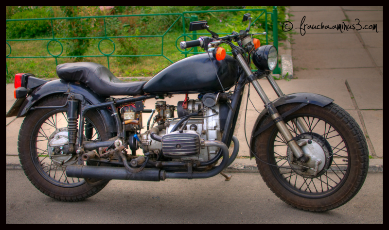 Dneiper Motorcycle