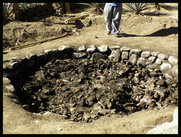 Tequila Char Pit