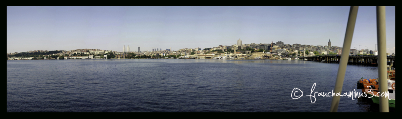 Golden Horn Pano