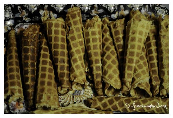 Ref Shot: A few cones!