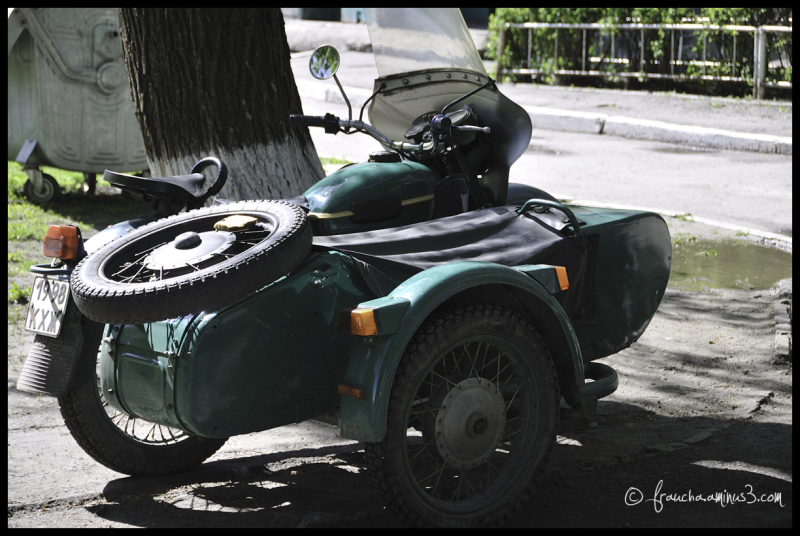 The only Ural in town