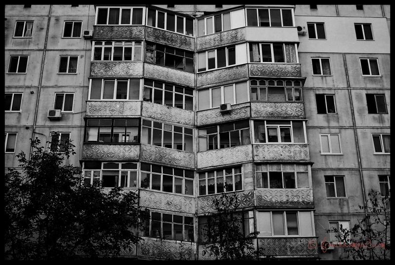 Soviet Bloc Apartments