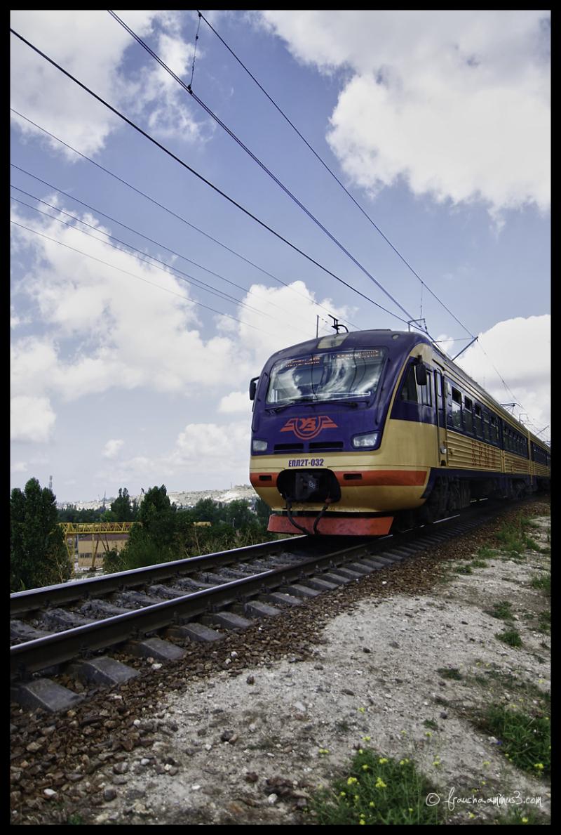 Inkerman Train