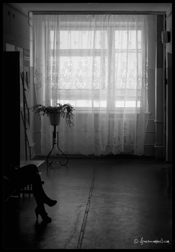 Hospital Window 2