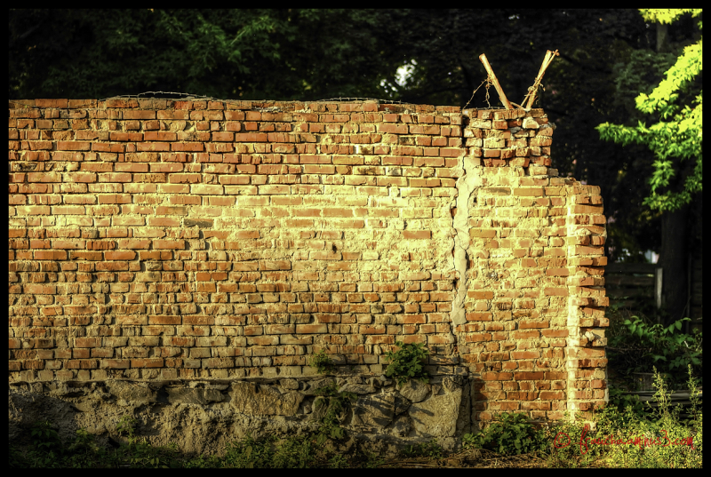 Another old wall