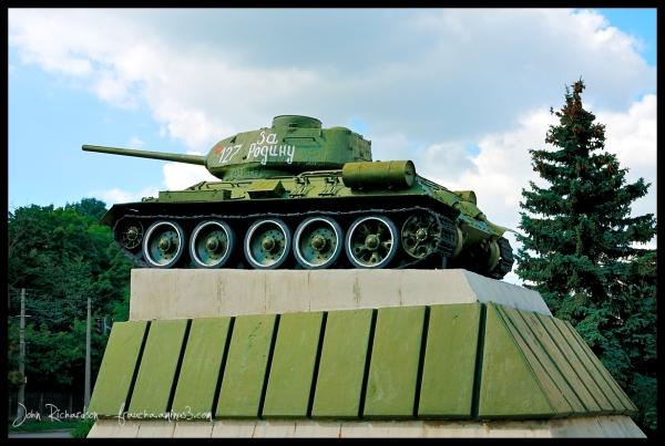 Russian WW2 T-34