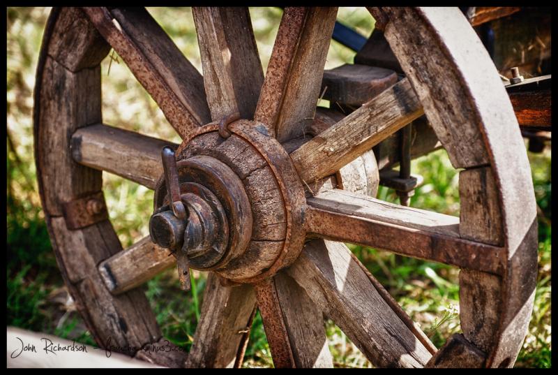 Ye Olde Wagon Wheel