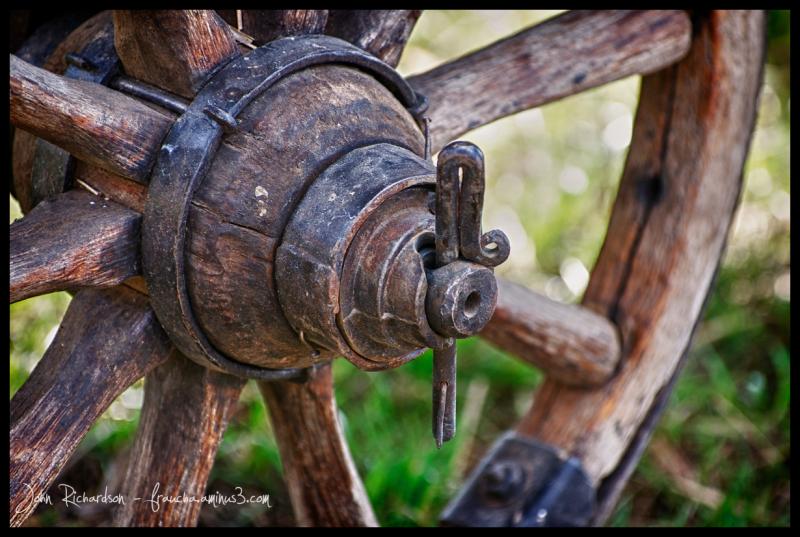 Ye Olde Wagon Wheel 2