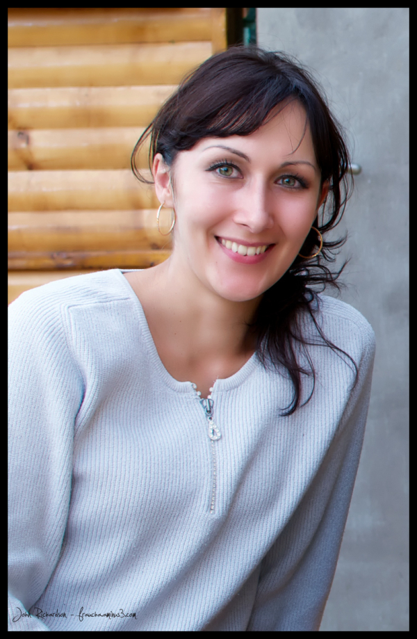 My friend Svetlana