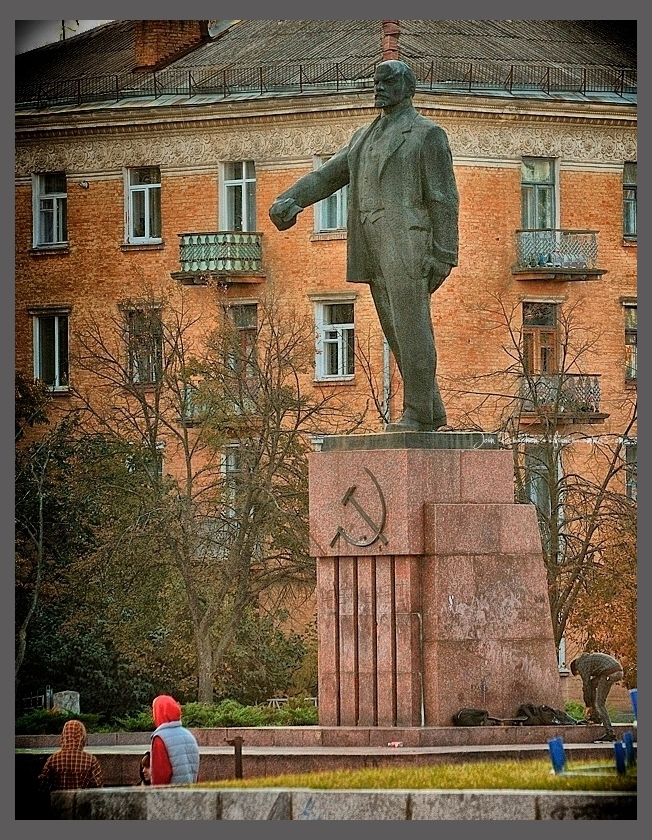 Old Comrade Lenin