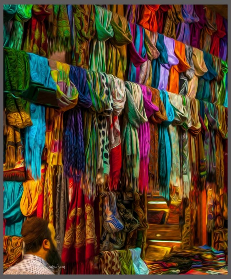 The Fabric Man