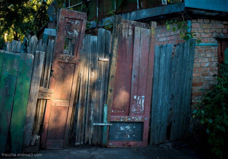 Fence of Doors