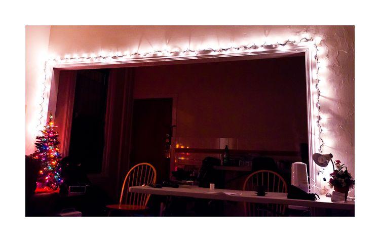 christmas lights, philadelphia fall 2010