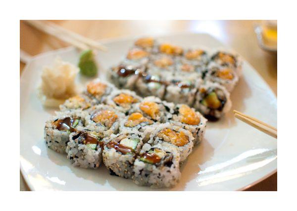 sushi for valentine's #5