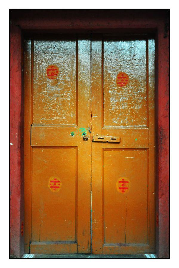 La porte - 5