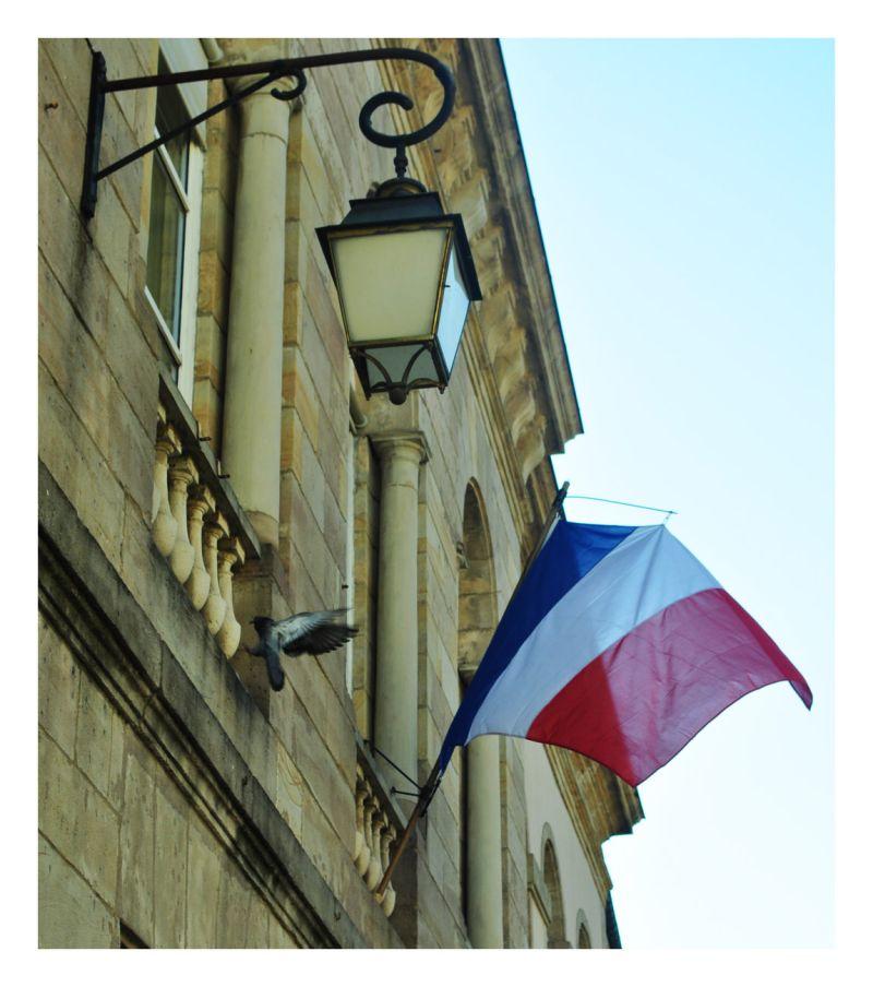 En France!
