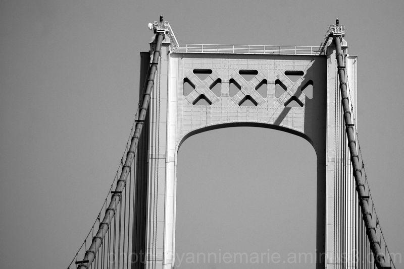 Mackinac Bridge tower