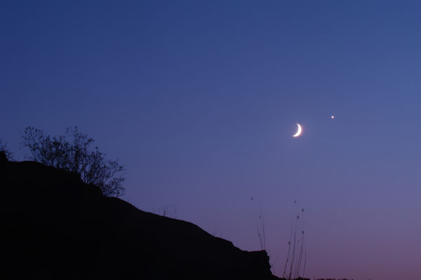 moon and venus conjunction