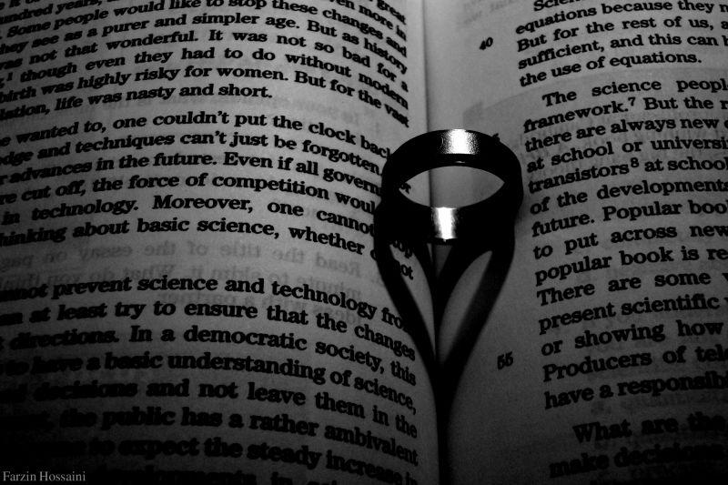 my ring . . .
