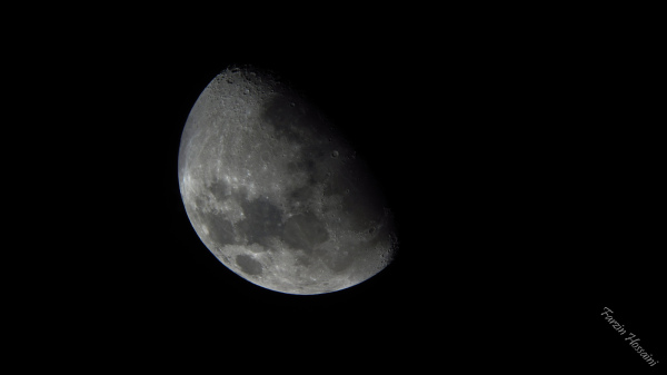 tonight moon ...