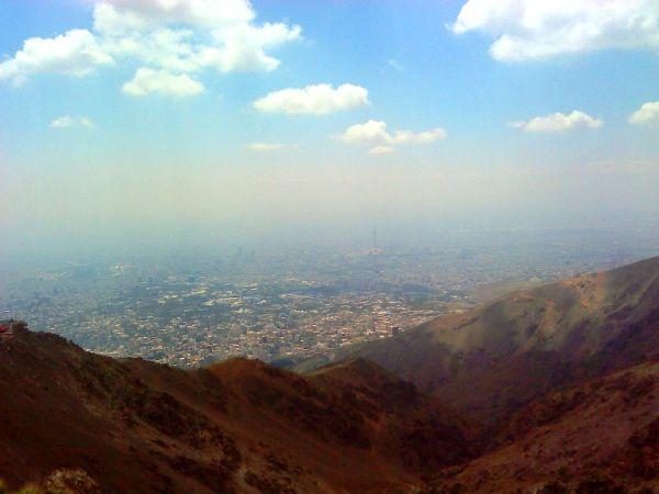 Tehran, good old Tehran