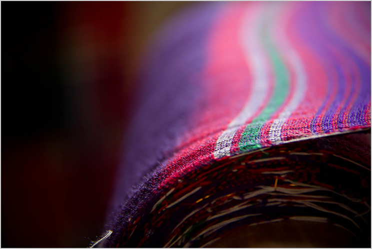 Silk weaving I