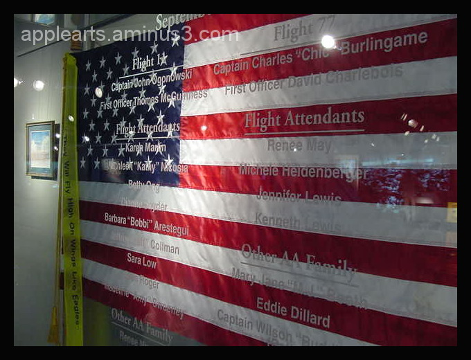 American Airlines September 11th - Lost