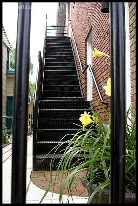 Stairs to Annapolis