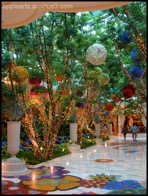 Vegas Hotel Lights