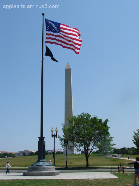 Washington Monument POW