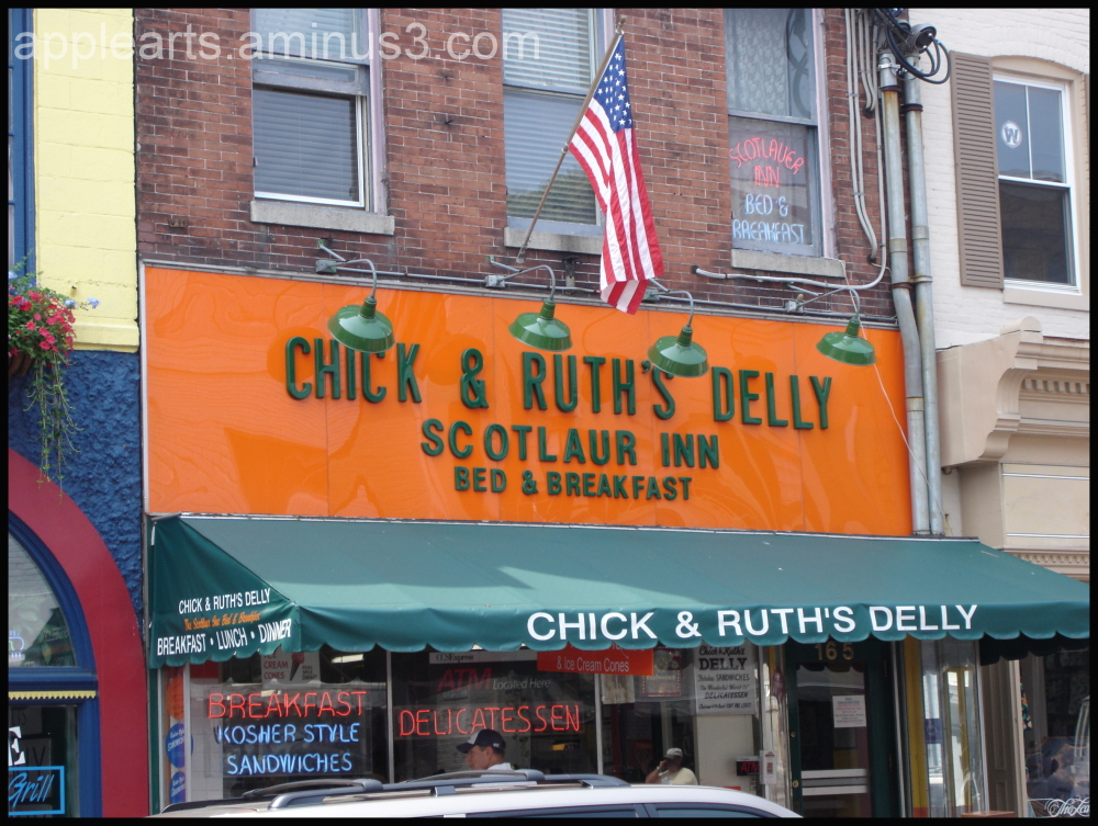 Chick & Ruth's Annapolis Maryland