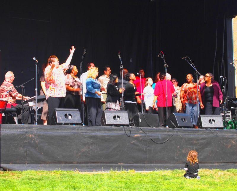 Little Concertgoer, Seattle University