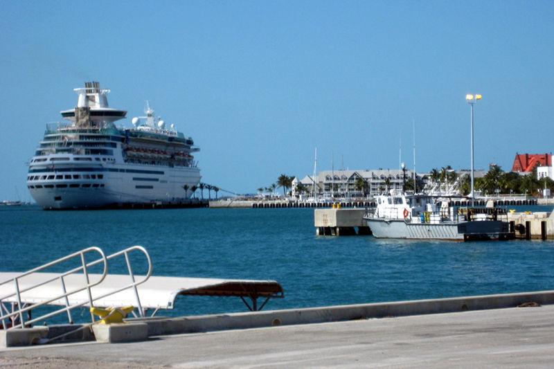 Cruise landing