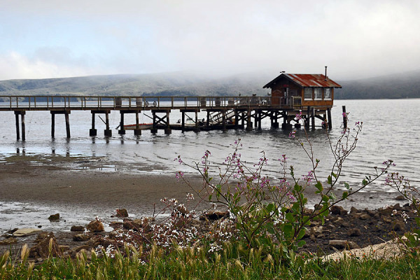 Little house at the Pier