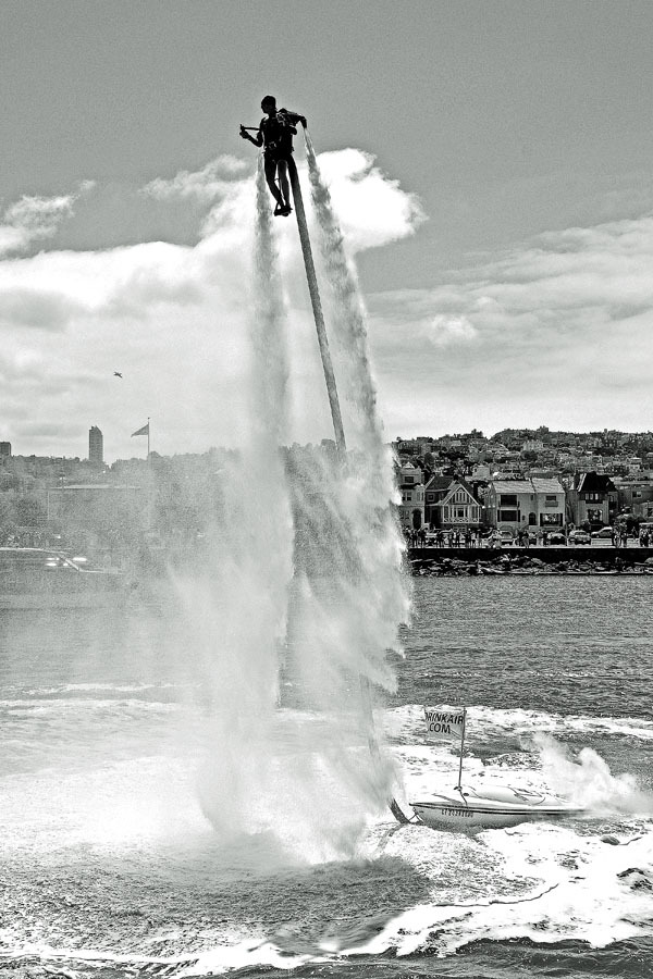Hydro Jetpack