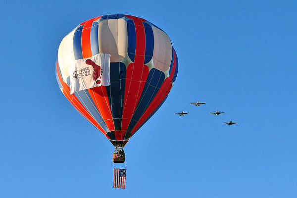 Air Balloon Races