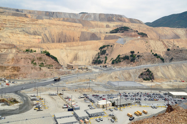 Kennecott Utah Copper's Bingham Canyon Mine