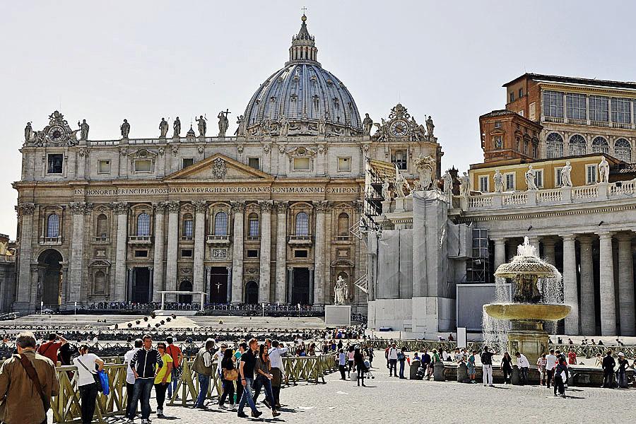 Roma, Piazza San Pietro