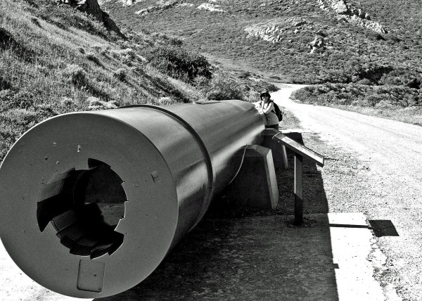 Battery Townsley at Marin Headlands