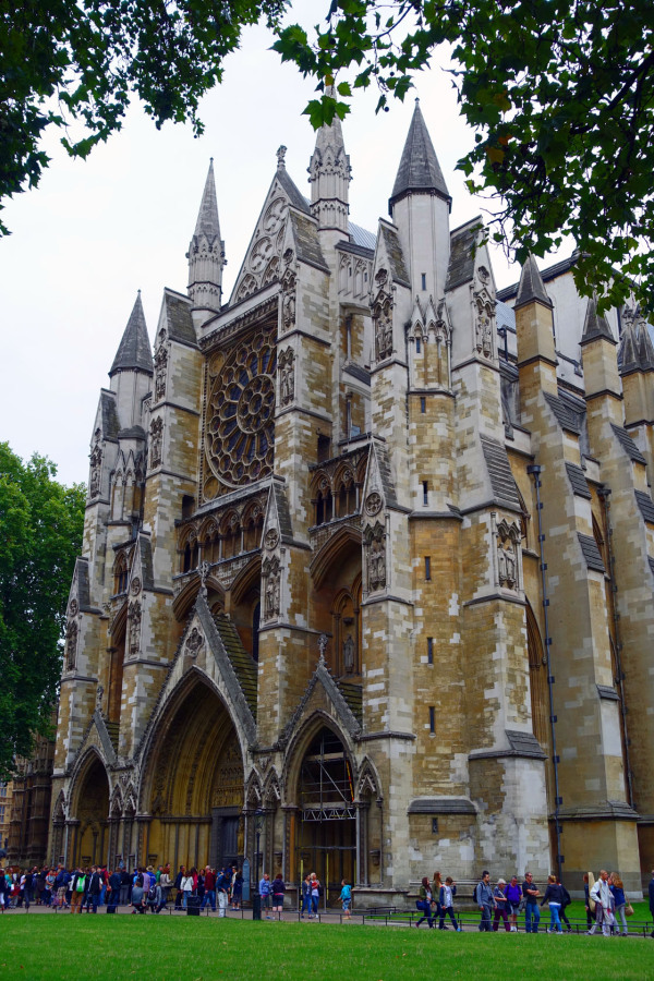 Church, Westminster Abbey at England