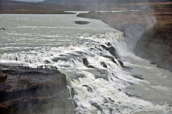 Water Fall at Iceland