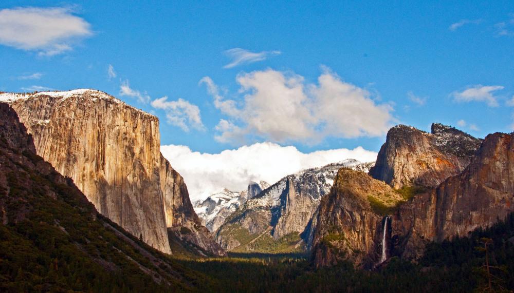 View,Yosemte
