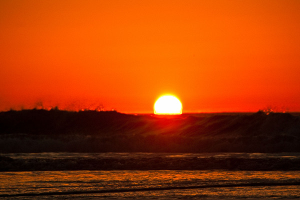 2015 first Night ' Sunset '