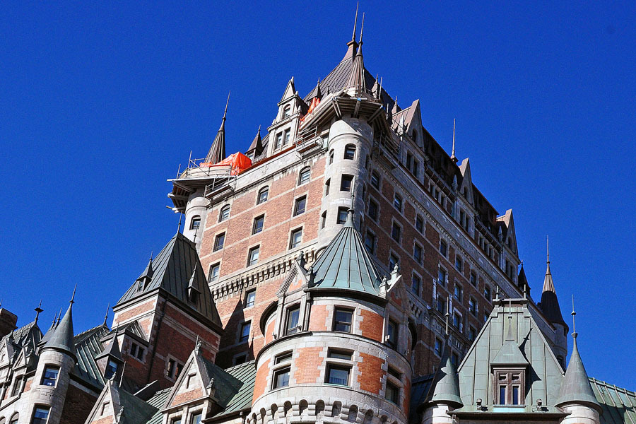 Castle Hotel ' Quebec '